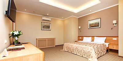 Ukraine Odessa Alexandrovsky Hotel Economy Room without windows, one room (13 m.sq.)