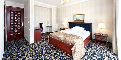 Ukraine Odessa Сalifornia Hotel Business Standard, one room (22 sq.m.)