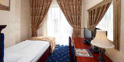 Ukraine Odessa Сalifornia Hotel Economy Single room, one room (10 sq.m.)