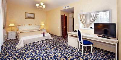 Ukraine Odessa Сalifornia Hotel Suite, one or two rooms (39 sq.m.)