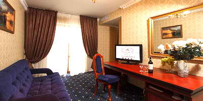 Ukraine Odessa Сalifornia Hotel Suite, one or two rooms (39 sq.m.) photo 2