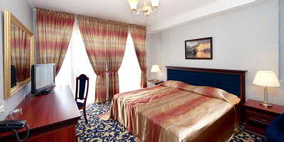 Ukraine Odessa Сalifornia Hotel Grand DeLux, one room (25 sq.m.)