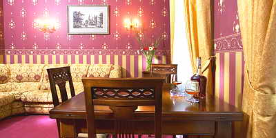 Ukraine Odessa Continental Hotel Suite, two-rooms (49 m.sq.)