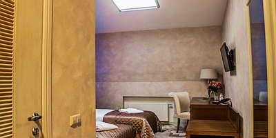 Ukraine Odessa Duke Hotel Standard Mansard, one-room (26 m.sq)