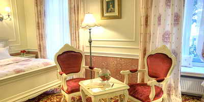 Ukraine Odessa Frederic Koklen Hotel Junior Suite in French style, one room (20 sq.m.)