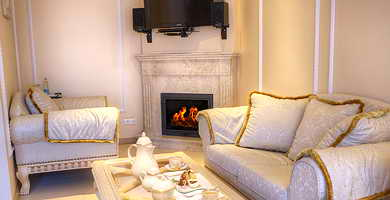 Ukraine Odessa Frederic Koklen Hotel Luxe-Apartments with fireplace, 3 rooms (58 sq.m.)