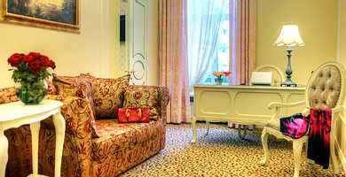 Ukraine Odessa Frederic Koklen Hotel French Style Suite, two rooms (38 sq.m.)