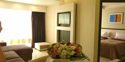 Ukraine Odessa GagarINN Hotel Odessa Suite, two rooms (40 m.sq) photo 2