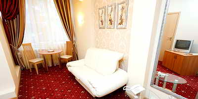 Ukraine Odessa Lermontovskiy Hotel Premium, two rooms