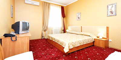 Ukraine Odessa Lermontovskiy Hotel Standard Double/Twin, one-room