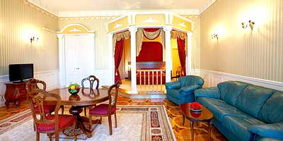 Ukraine Odessa Londonskaya Hotel Suite, one-level with balcony  (49 m. sq.)