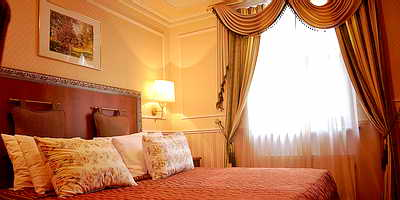 Ukraine Odessa Mozart Hotel De-Luxe with jacuzzi, two rooms (48 m.sq) photo 2