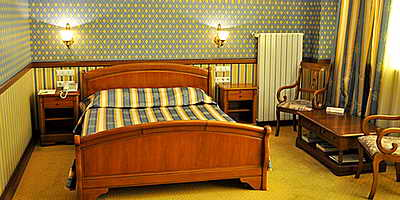 Ukraine Odessa Olimp Club Hotel Junior Suite Double, one-room (20 sq.m.)