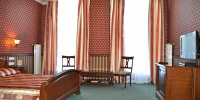 Ukraine Odessa Olimp Club Hotel Suite, 2 rooms + terrace (46 sq.m.)
