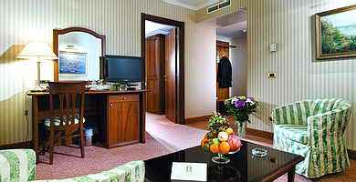 Ukraine Odessa Otrada Hotel Deluxe Suite, two-rooms (29 m. sq.)