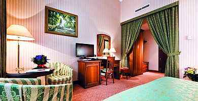Ukraine Odessa Otrada Hotel Junior Suite, one room (20 m. sq.)