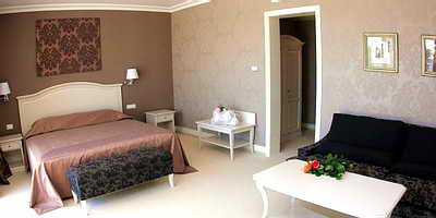 Ukraine Odessa Palas Del Mar Hotel Penthouse, one room + terrace (45 sq.m.)