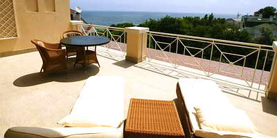 Ukraine Odessa Palas Del Mar Hotel Penthouse superior, one room + terrace (50 sq.m.) photo 2