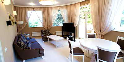 Ukraine Odessa Palas Del Mar Hotel Suite, 2 rooms (98 sq.m.)