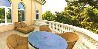 Ukraine Odessa Palas Del Mar Hotel Del Mar Suite, 2 rooms + terrace (100 sq.m.)