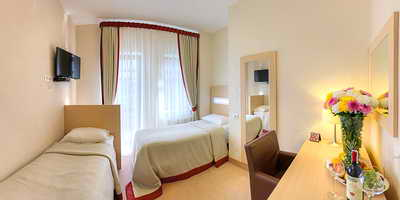 Ukraine Odessa Palais Royal Hotel Economy Twin, one room (15 sq.m.)