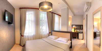 Ukraine Odessa Palais Royal Hotel Junior Suite, one room (21 sq.m.)