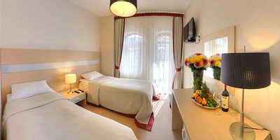 Ukraine Odessa Palais Royal Hotel Standard, one room (18 sq.m.)