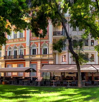 Photo 3 of Palais Royal Hotel