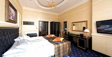 Ukraine Odessa Villa le Premier Hotel Business Room, one room (23 sq.m.)
