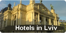 Hotels in Lviv Ukraine